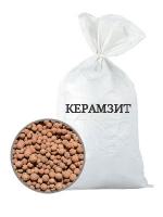 Керамзит средняя фракция (мешок 40 кг)