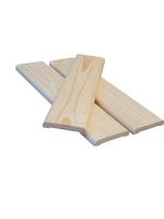 Наличник гладкий из дерева сосна 90х2,2м